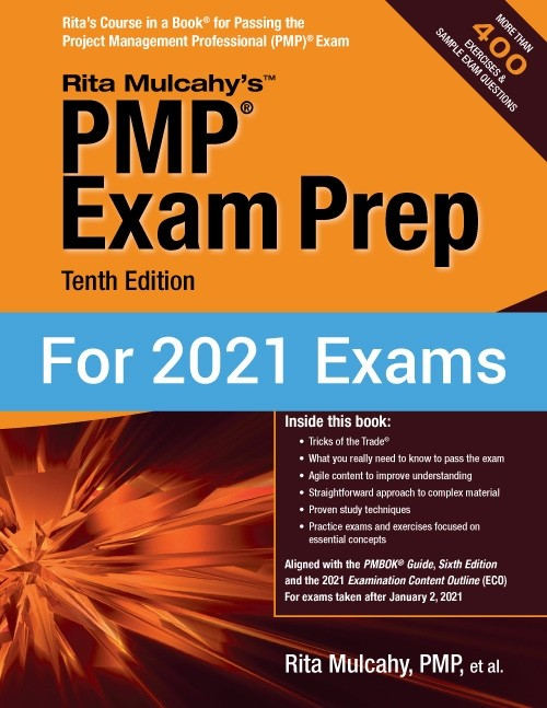 PMP ® Exam Prep Book 10th Edition