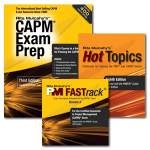 CAPM Exam Prep Bundle – NEW Third Edition