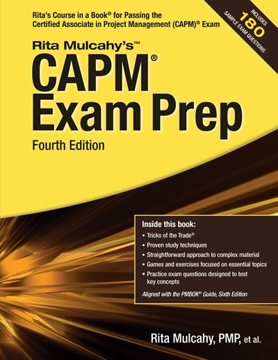 CAPM ® Exam Prep Book